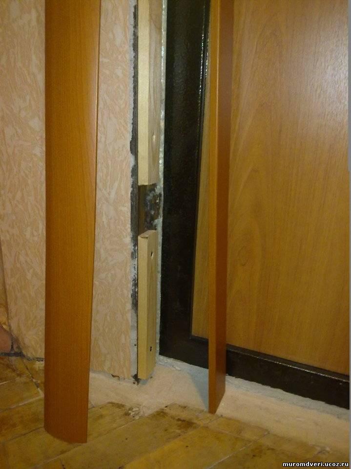 подъездные металлические двери в апрелевке